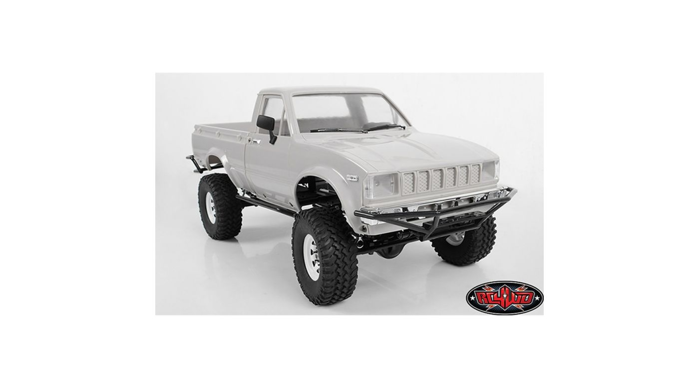 Image for 1/10 Trail Finder 2 Truck Kit, Mojave II Body from Horizon Hobby