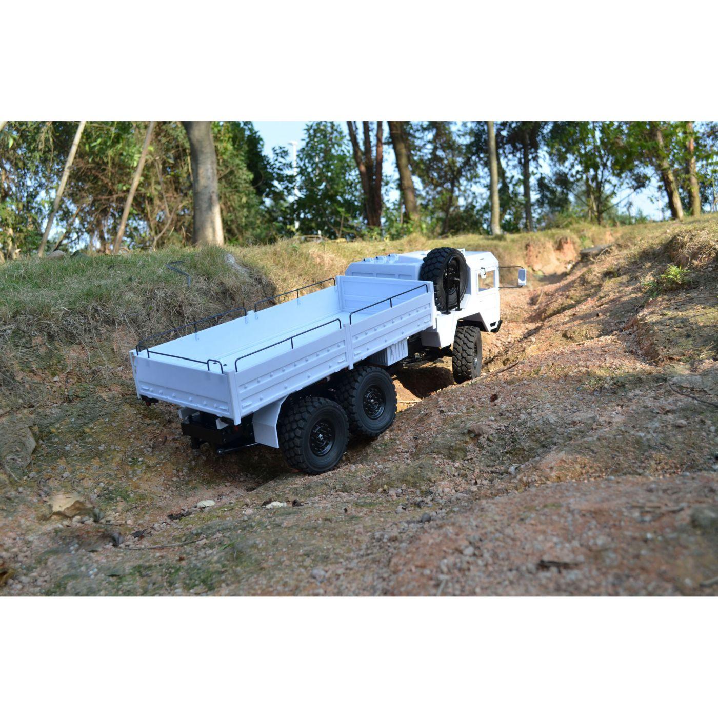 1/14 Beast II 6x6 Truck Kit  (RC4ZK0052)