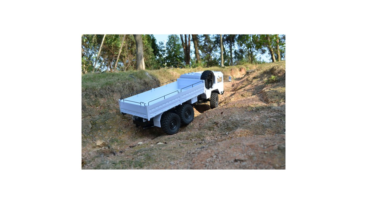 Image for 1/14 Beast II 6x6 Truck Kit from HorizonHobby