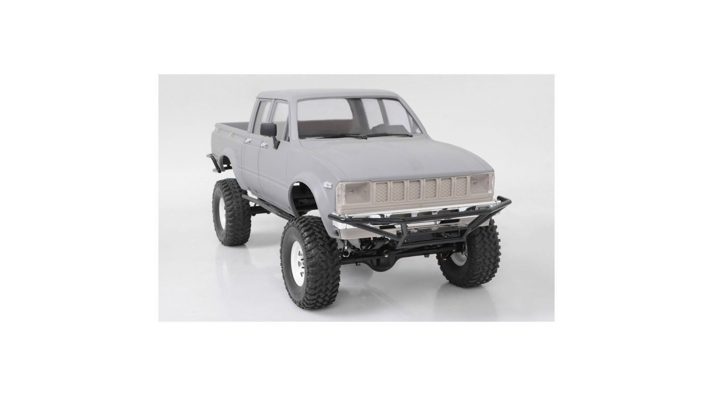 Image for 1/10 Trail Finder 2 LWB Truck Kit, Mojave II 4-Door Body from HorizonHobby