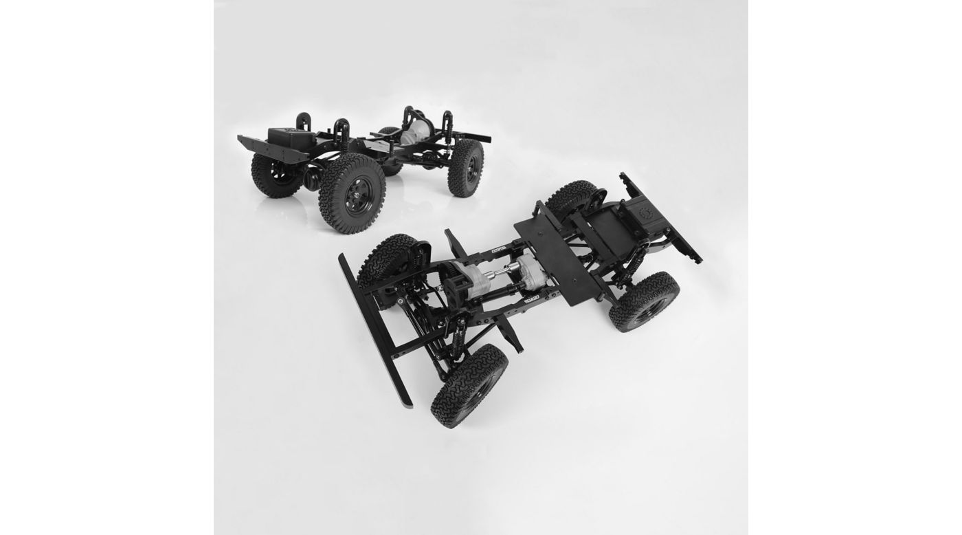Image for 1/10 Gelande II 4WD Truck Kit Chassis Kit from HorizonHobby