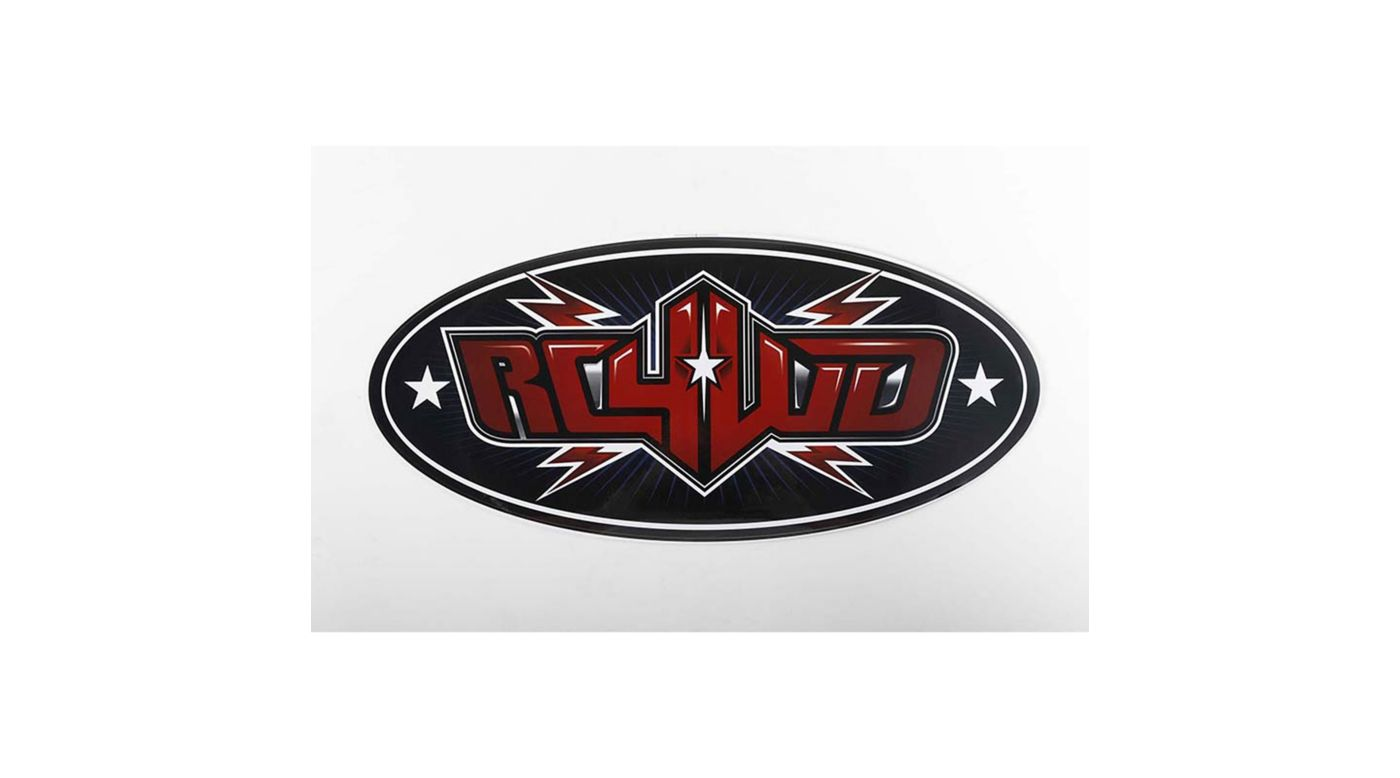 Image for RC4WD Logo Decal Sheets (12
