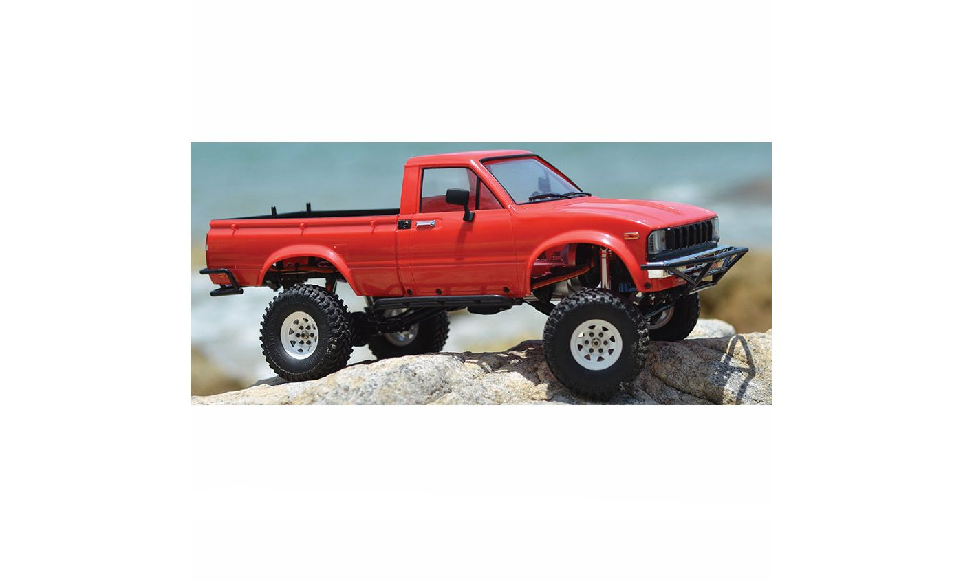 1/10 Trail Finder 2 Truck Brushed RTR, Mojave II Body