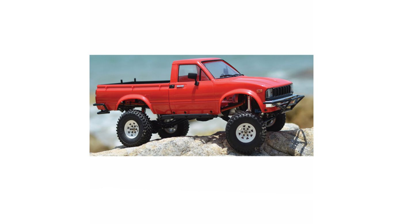 Image for 1/10 Trail Finder 2 Truck Brushed RTR, Mojave II Body from HorizonHobby