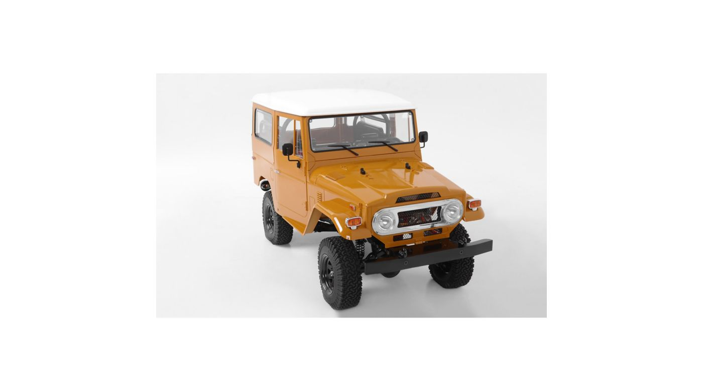 Image for 1/10 Gelande II Truck Brushed RTR, Cruiser Body from HorizonHobby