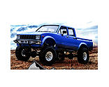 RC4WD - 1/10 Trail Finder 2 LWB Brushed RTR, Mojave II 4-Door Body