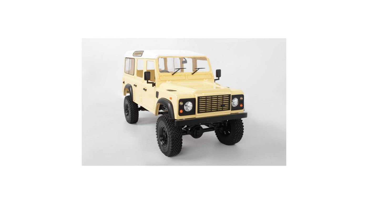 Image for 1/10 Gelande II LWB 4WD Truck Brushed RTR, D110 Body from HorizonHobby