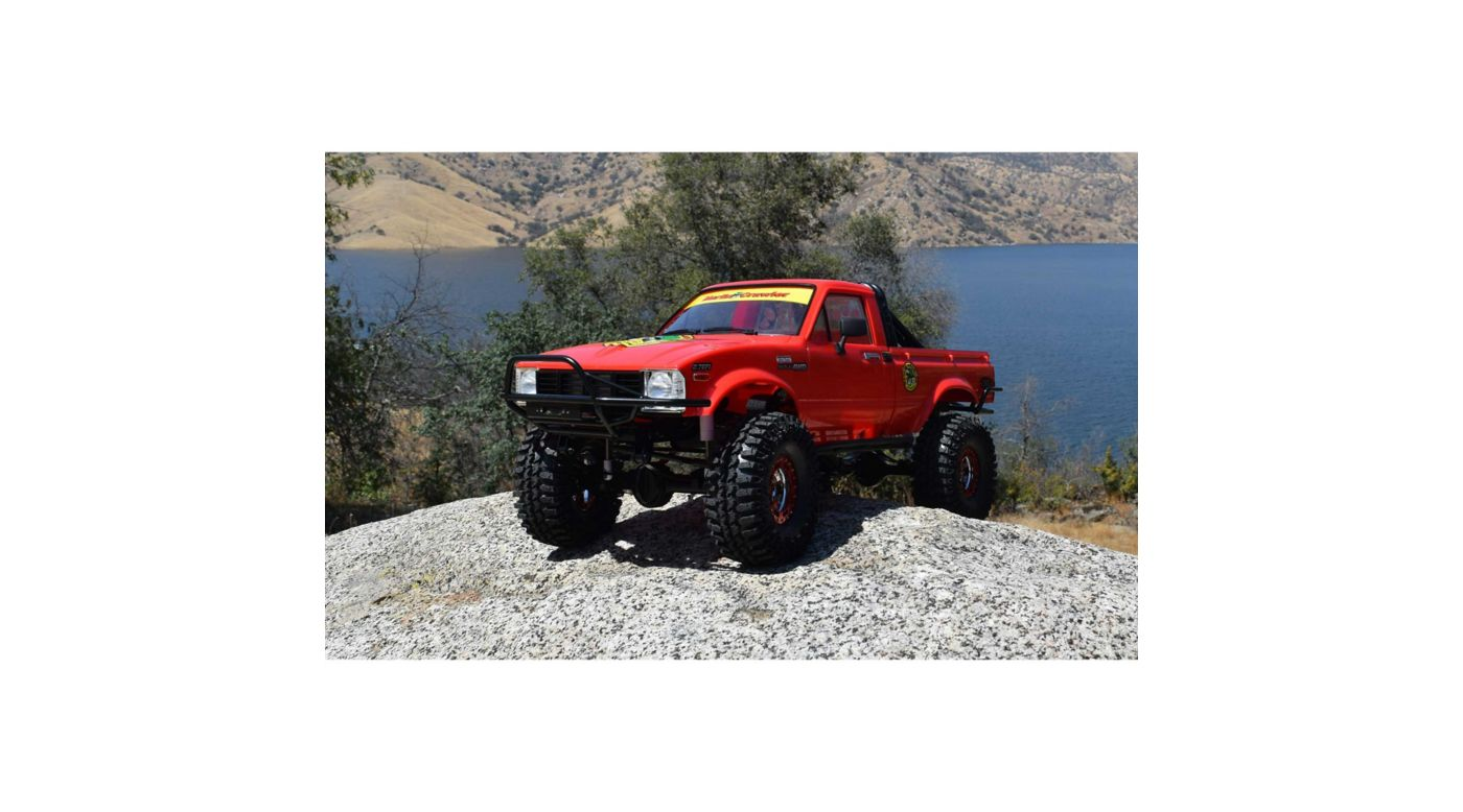 Image for 1/10 Trail Finder 2 Marlin 4WD Crawler Edition Truck Brushed RTR, Mojave II Body from HorizonHobby