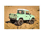 RC4WD - Gelande II RTR with 2015 Land Rover Defender D90 PU