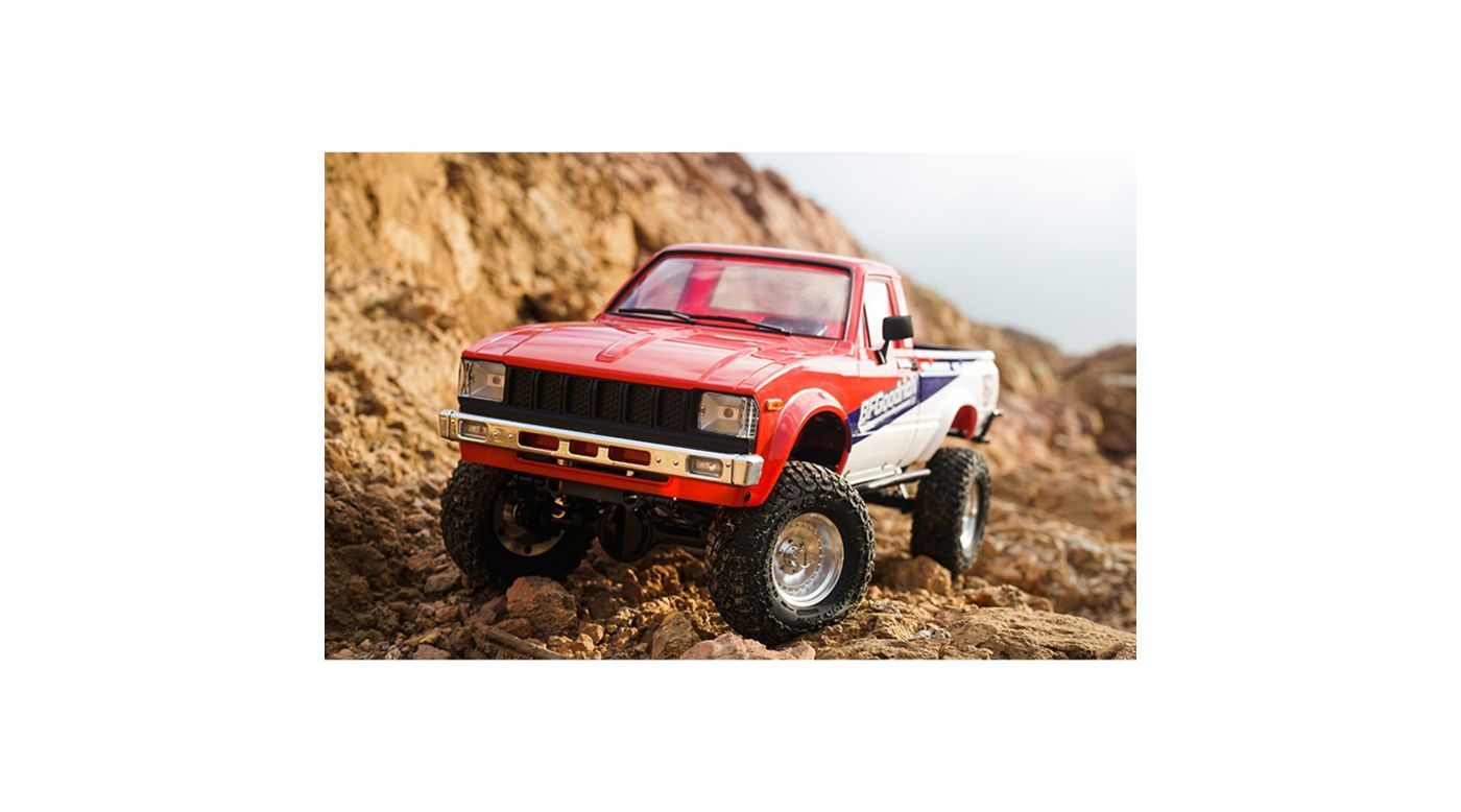 Image for 1/10 Trail Finder 2 4WD Brushed RTR, Mojave II Body from HorizonHobby