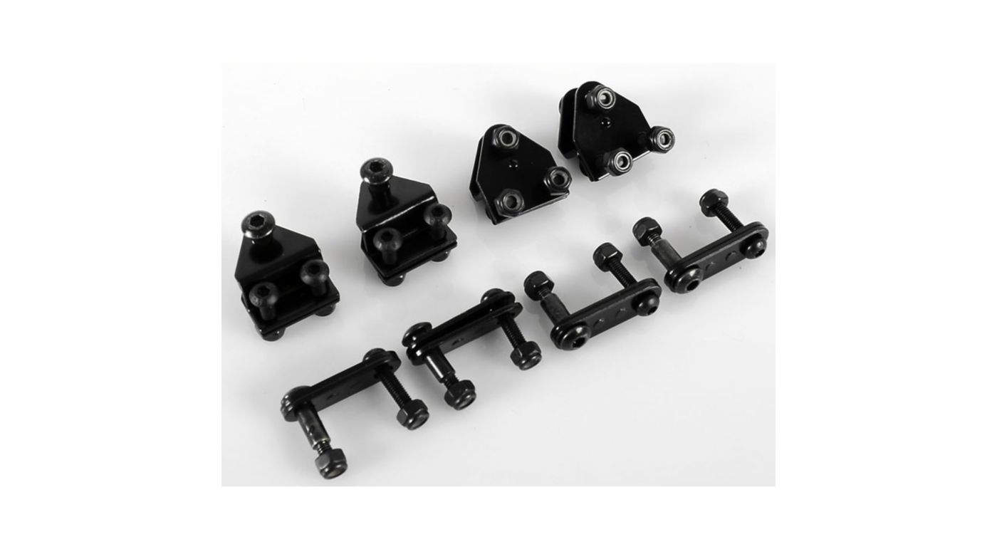 Image for Leaf Spring Shackles and Mounts Kit from HorizonHobby