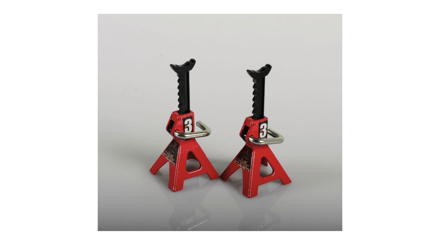Image for Chubby Mini 3 TON Scale Looking R/C Jack Stands from HorizonHobby
