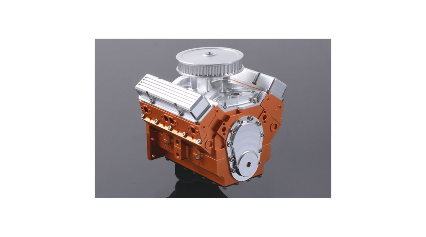 Image for 1/10 Faux V8 Scale Engine from HorizonHobby