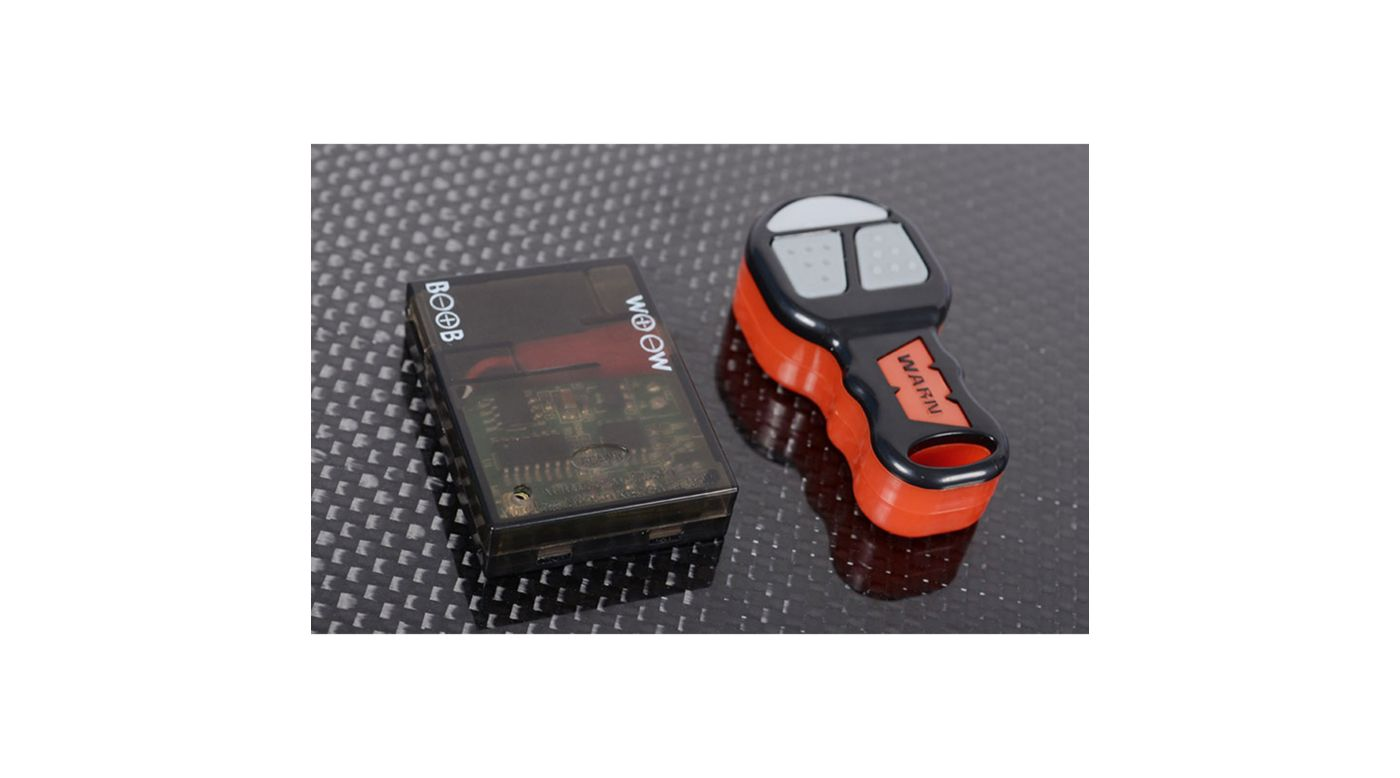 Image for Warn Wireless Remote/Receiver Winch Controller Set from HorizonHobby