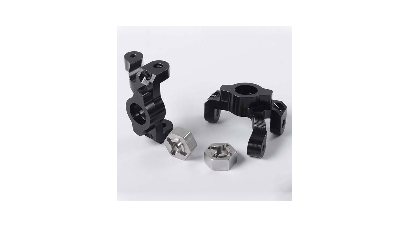 Image for Predator Tracks Front Fitting Kit: Twin Hammers from HorizonHobby