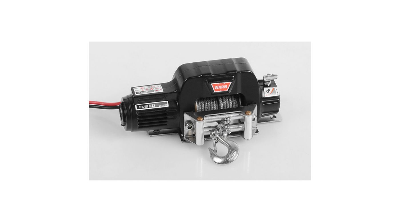 Image for 1/10 Scale Miniature, Mini Warn 9.5cti Winch from HorizonHobby