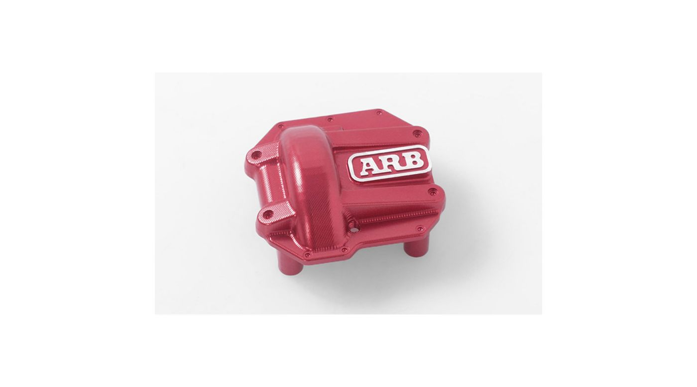 Image for ARB Diff Cover: Axial AR44 Axle SCX10 II, Red from HorizonHobby