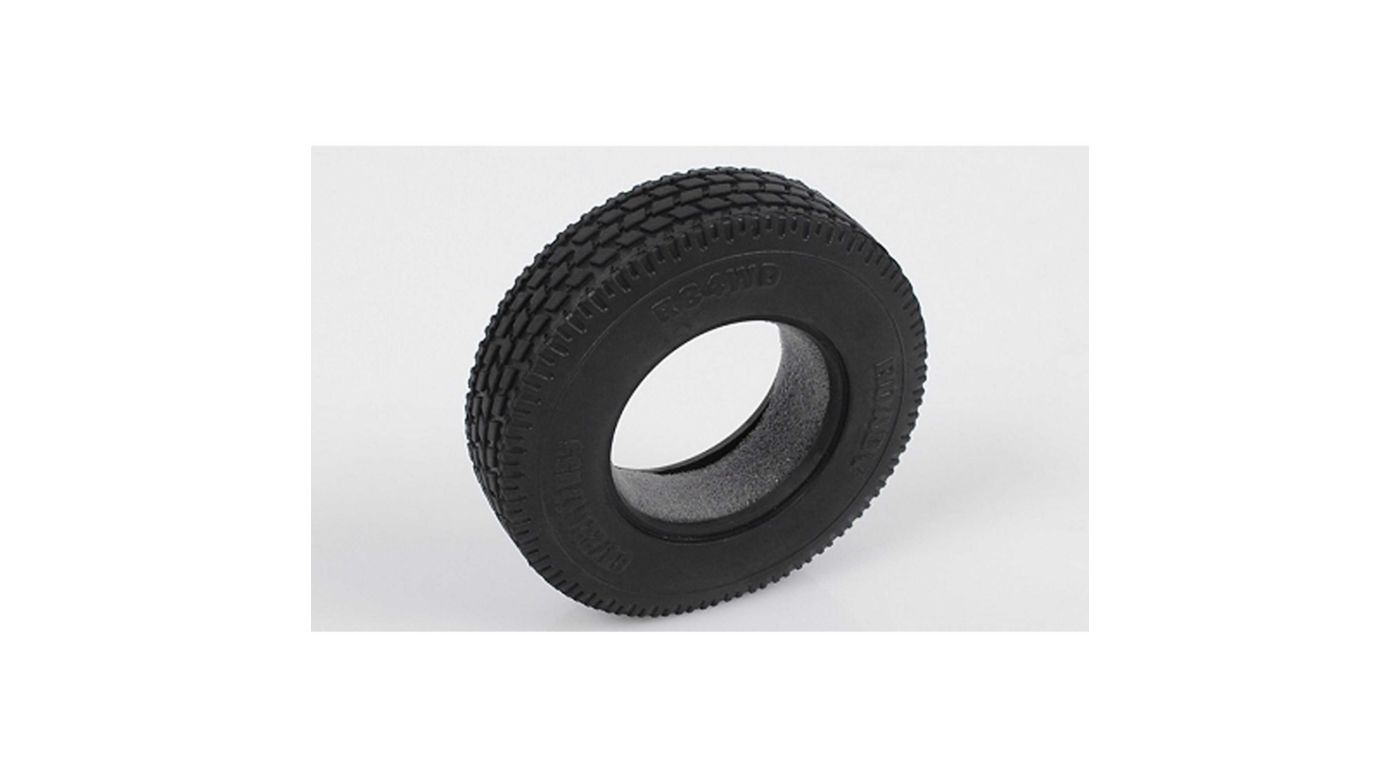 Image for 1/14 Roady 1.7 Commercial Semi Truck Tires from HorizonHobby