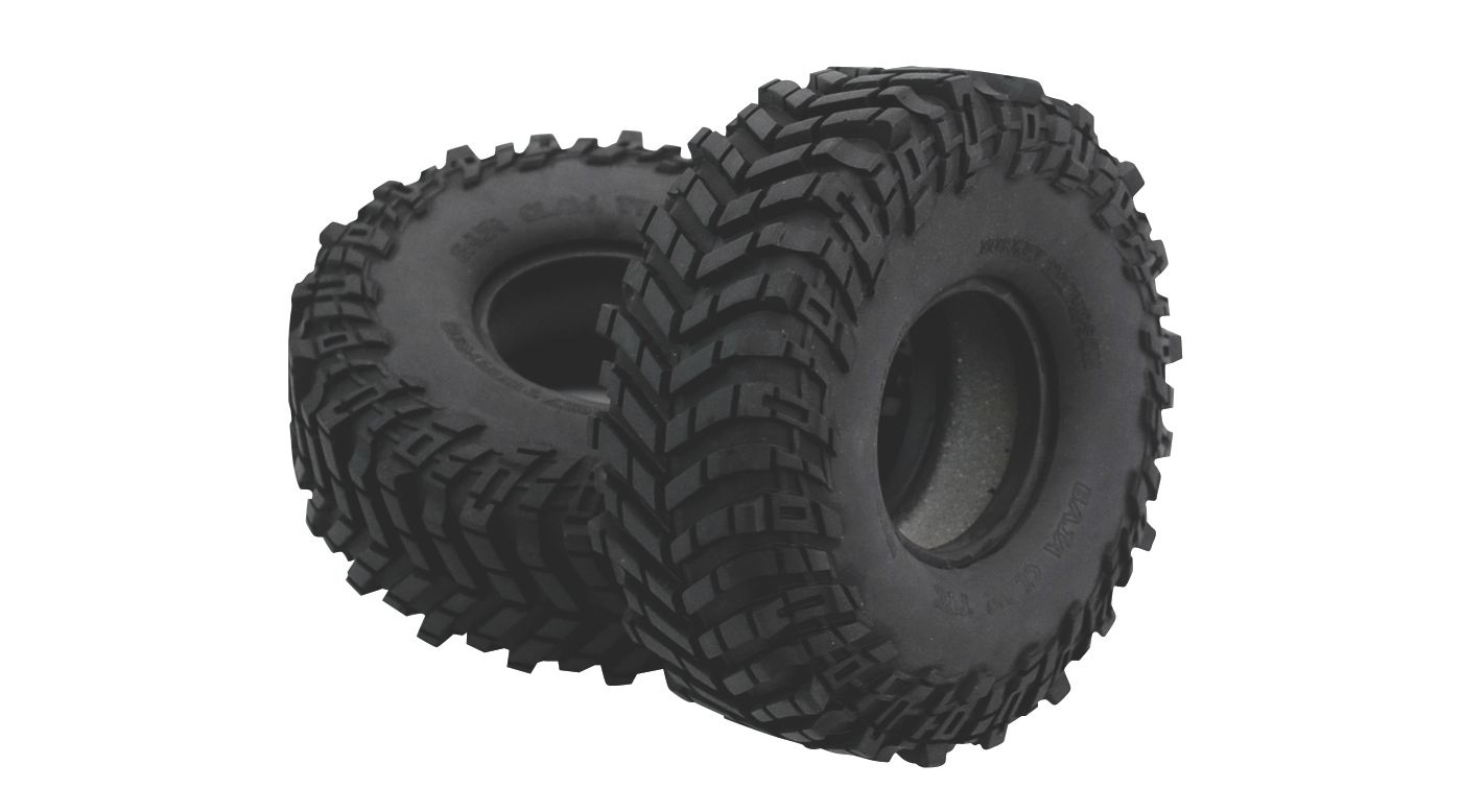 Image for Mickey Thompson 1.9 Baja Claw TTC Scale Tires (2) from HorizonHobby