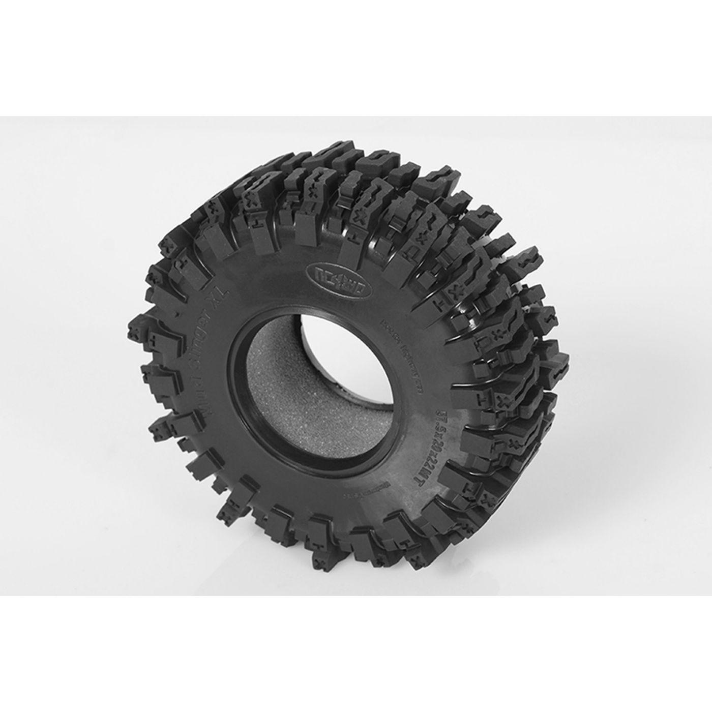 Mud Slinger 2 XL 2.2 Scale Tires (2)  (RC4ZT0122)