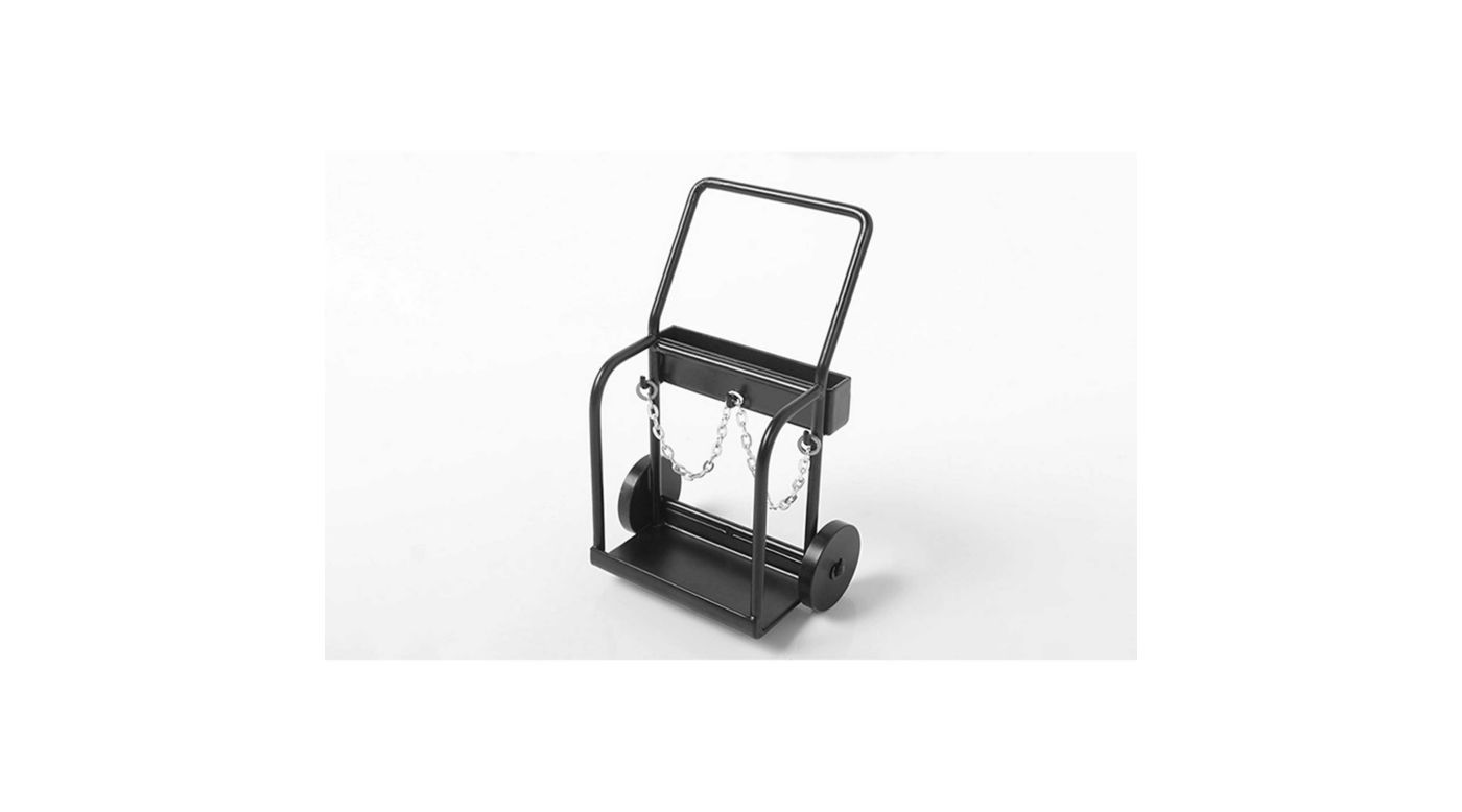 Image for 1/10 Dual Tank Welders Cart, Scale Garage Series (RC Scale Toy) from HorizonHobby