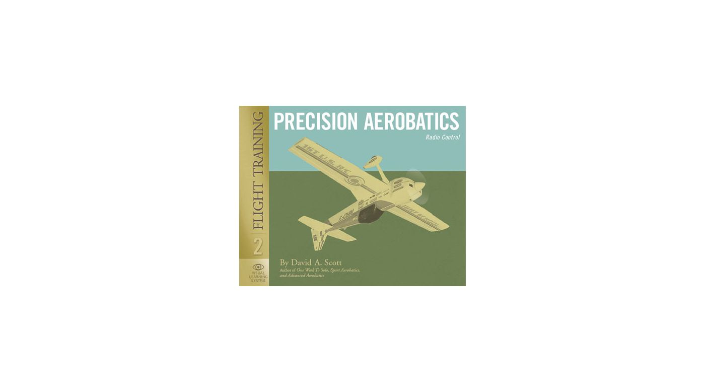 Image for Precision Aerobatics Training Manual from HorizonHobby