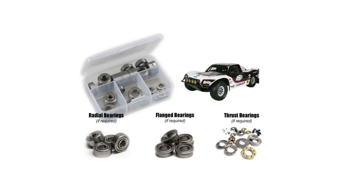 Image for Bearing Kit: Losi 5ive-T from HorizonHobby