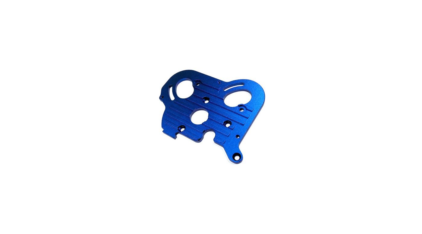 Image for Motor Plate, Blue: EMX 3905 from HorizonHobby