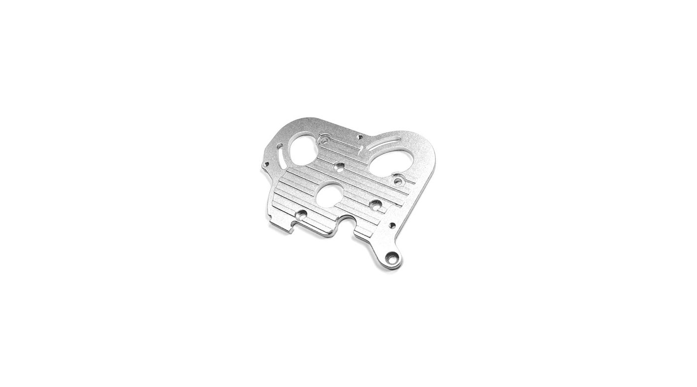 Image for Motor Plate, Silver: EMX 3905 from HorizonHobby