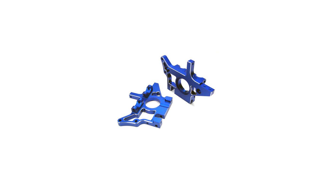 Image for Aluminum HD Rear Bulkhead, Blue: Tmaxx2.5/3.3 from HorizonHobby