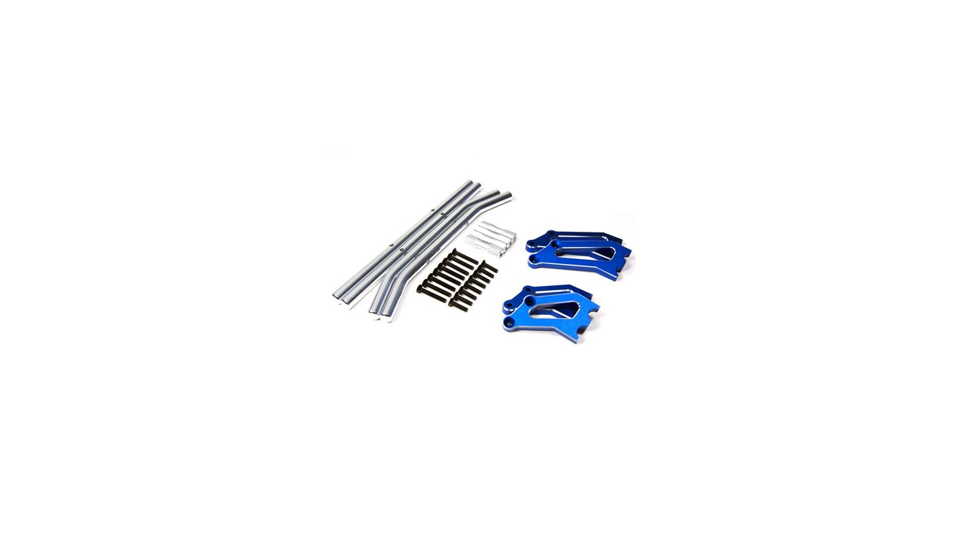 Image for Aluminum HD Bumper (F&R), Blue: Tmaxx 2.5/3.3 from HorizonHobby