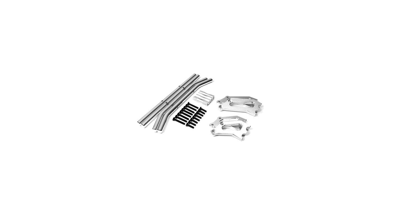 Image for Aluminum HD Bumper (F&R), Silver: Tmaxx 2.5/3.3 from HorizonHobby