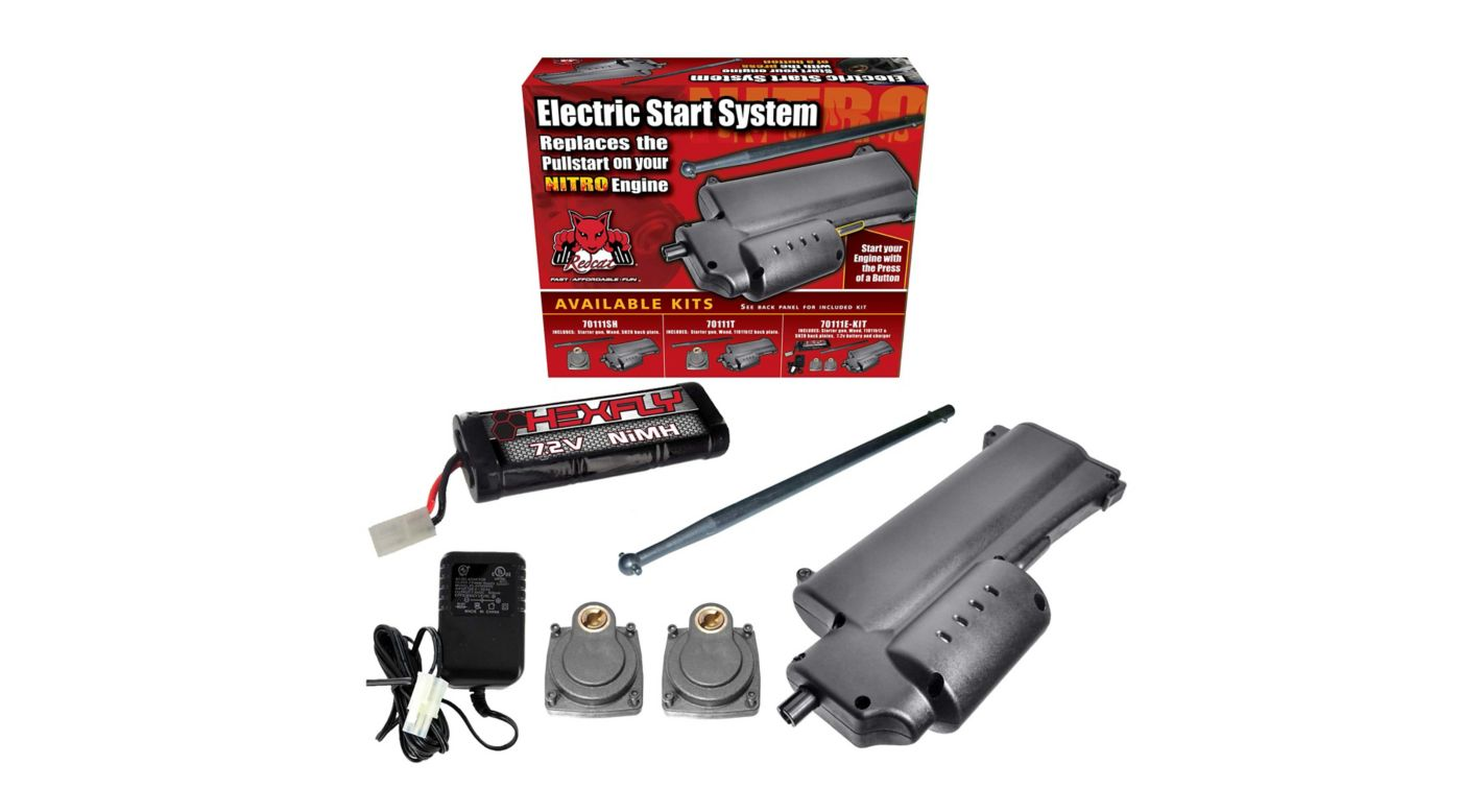 Image for Electric Starter Kit: EQ 3.5 from Horizon Hobby
