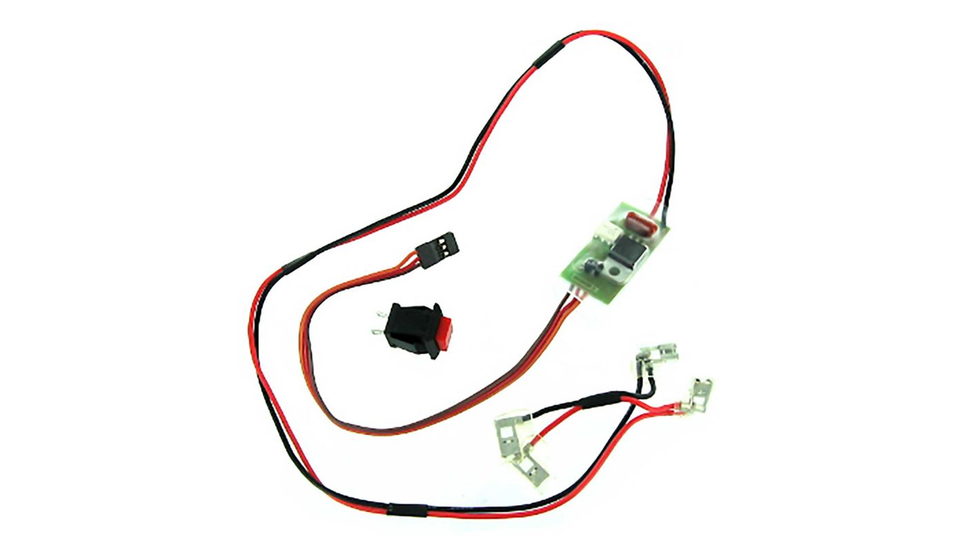 Image for Gas Motor Kill Switch  Rampage MT XT from HorizonHobby