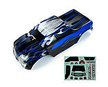 Redcat Racing - 1/10 Truck Body Blue, Volcano EPX/PRO