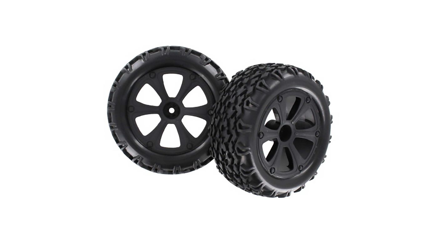 Image for Tire Unit: Blackout from HorizonHobby