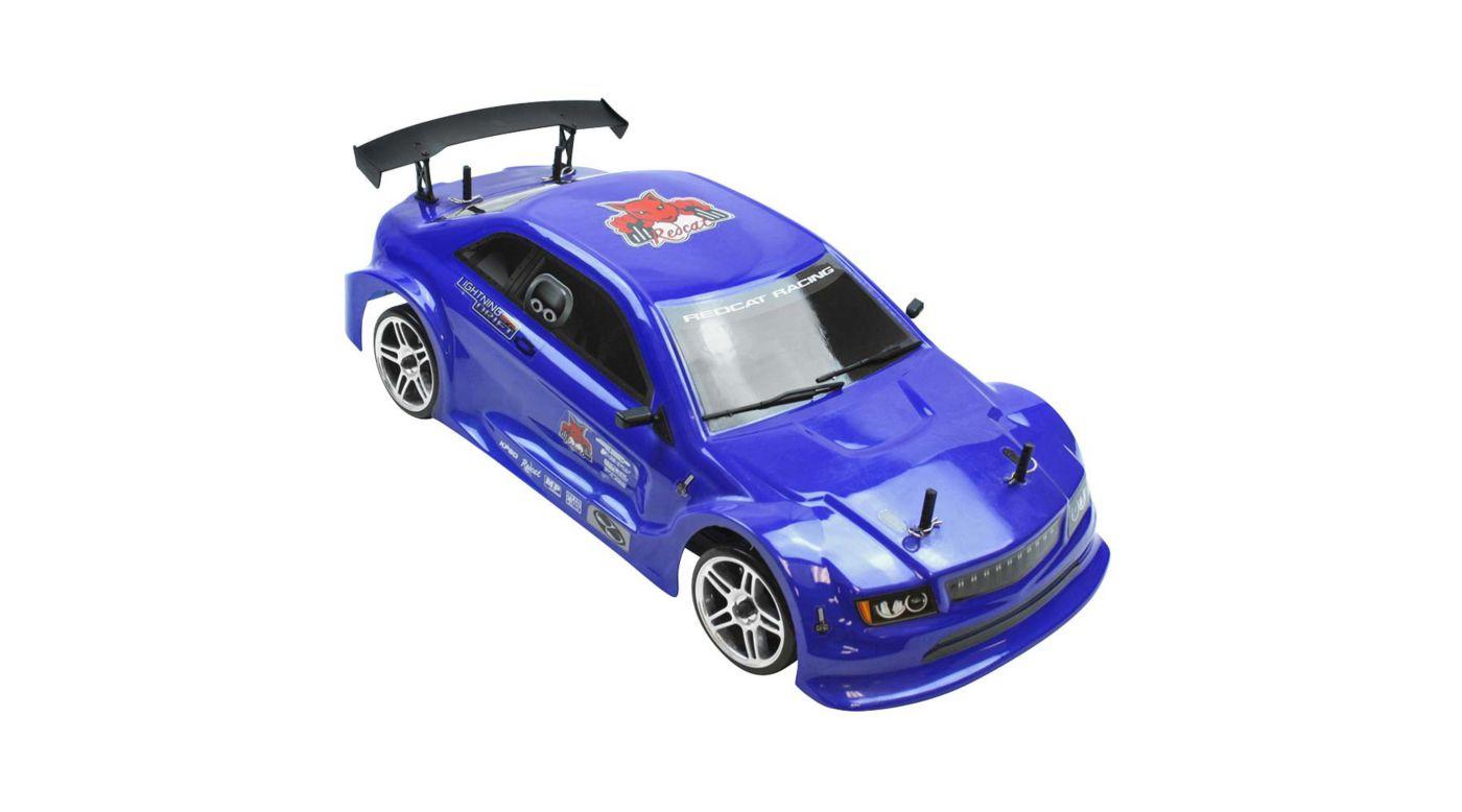 Image for 1/10 Lightning EPX Drift 4WD Brushed RTR, Blue from HorizonHobby