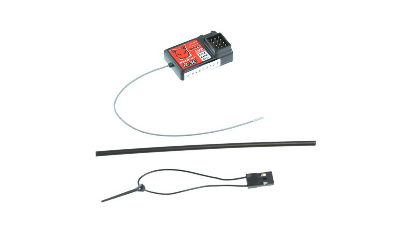 Image for RCR-2CENR 2CH Receiver: Everest Gen7 Pro/Sport from HorizonHobby