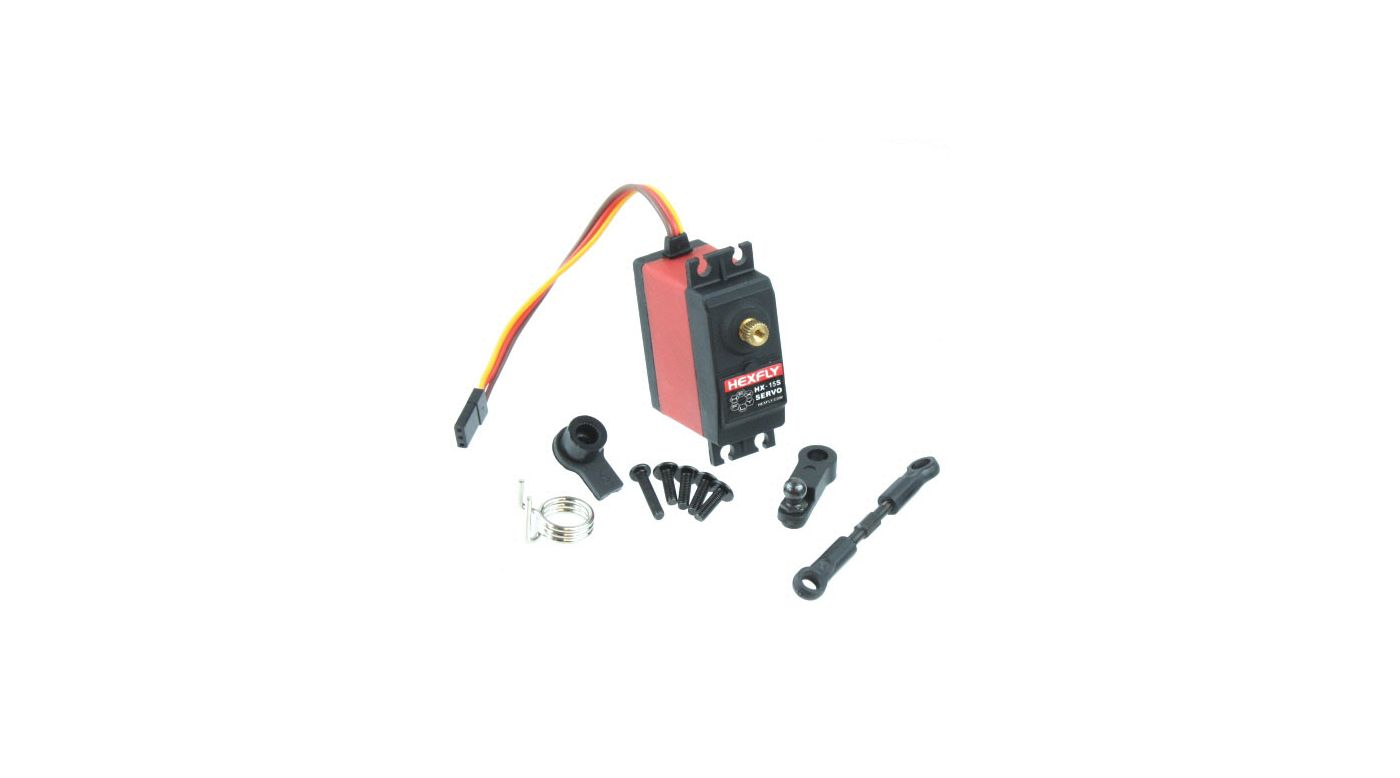 Image for 15kg Servo with Clutch  Blackout XTE Pro from HorizonHobby