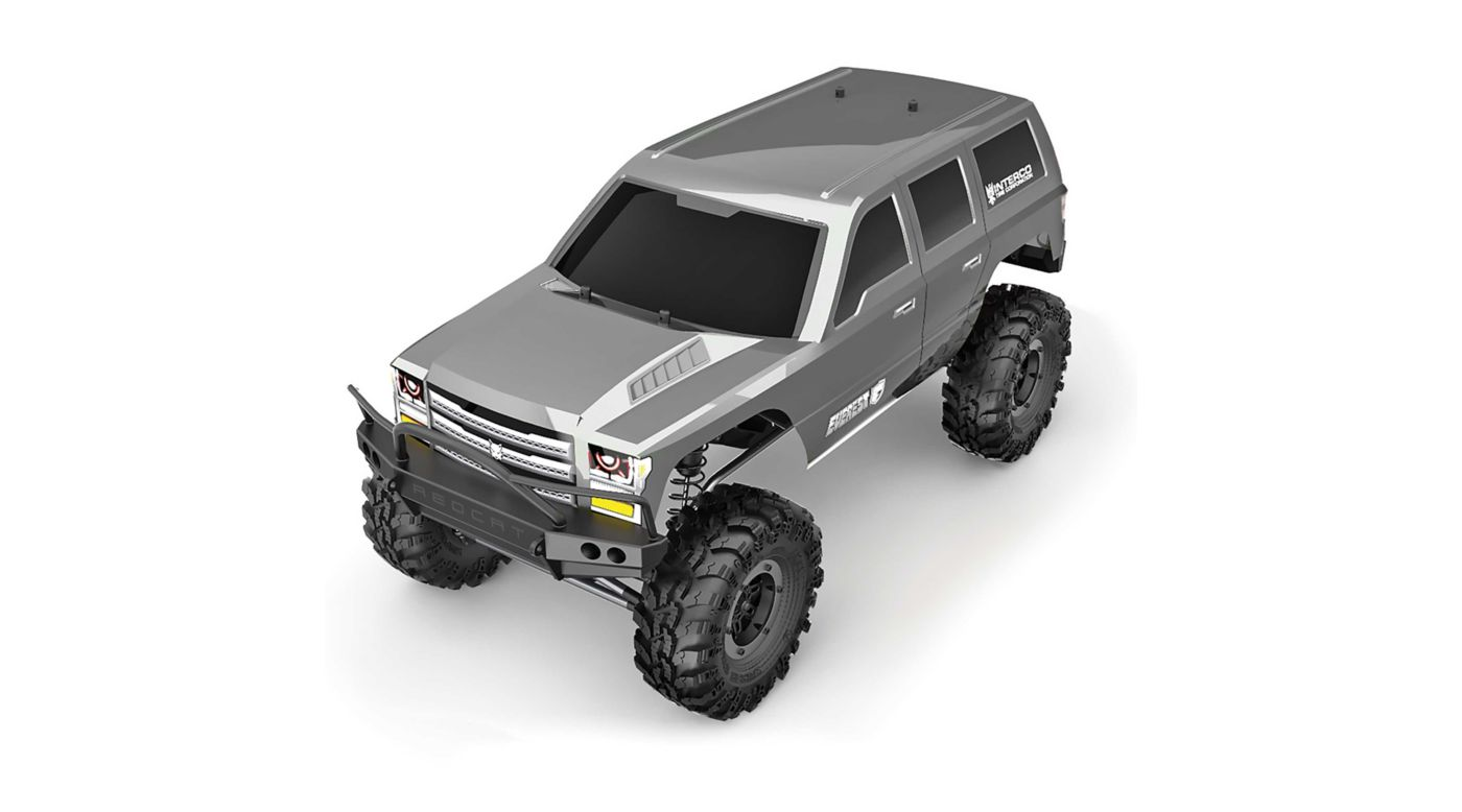 Image for 1/10 Everest Gen7 Sport 4WD Crawler Brushed RTR, Silver from HorizonHobby