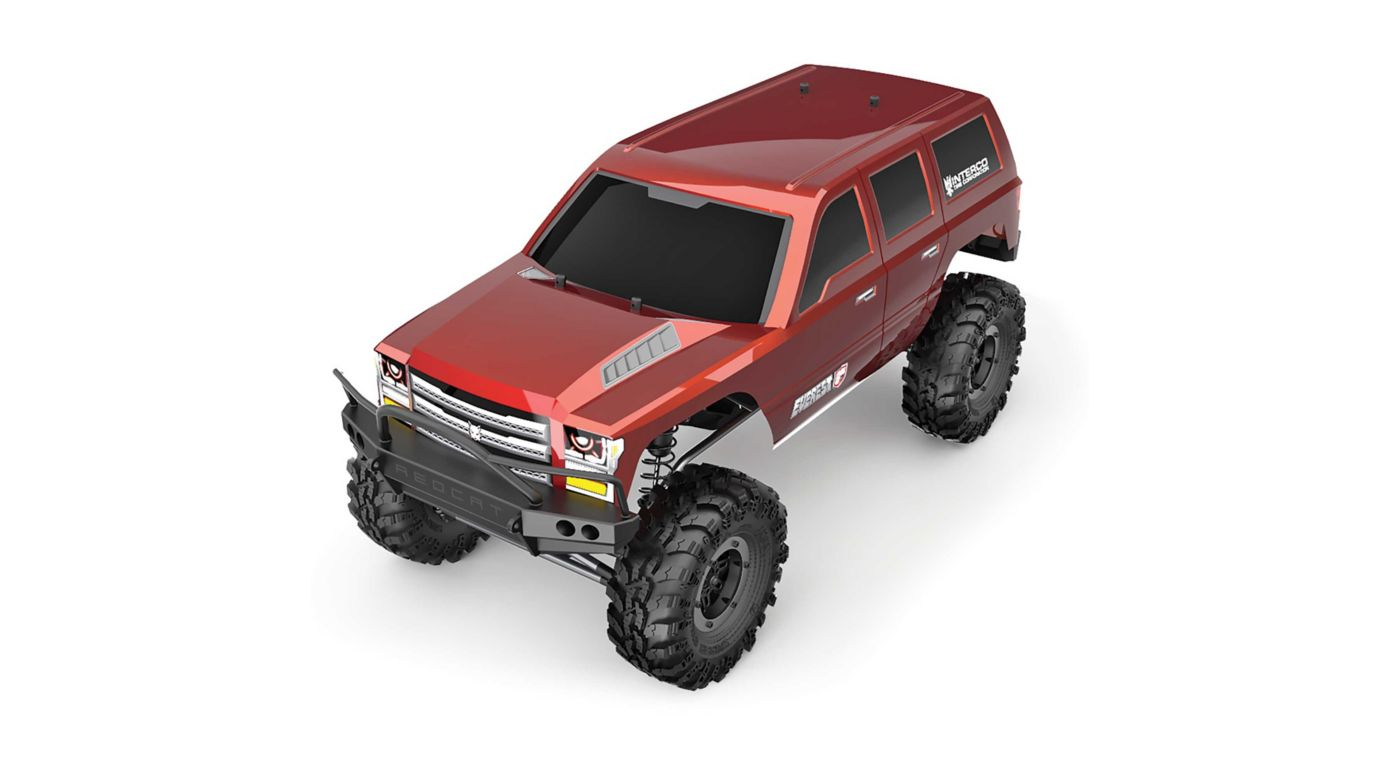 Image for 1/10 Everest Gen7 Sport 4WD Crawler Brushed RTR, Burnt Orange from HorizonHobby