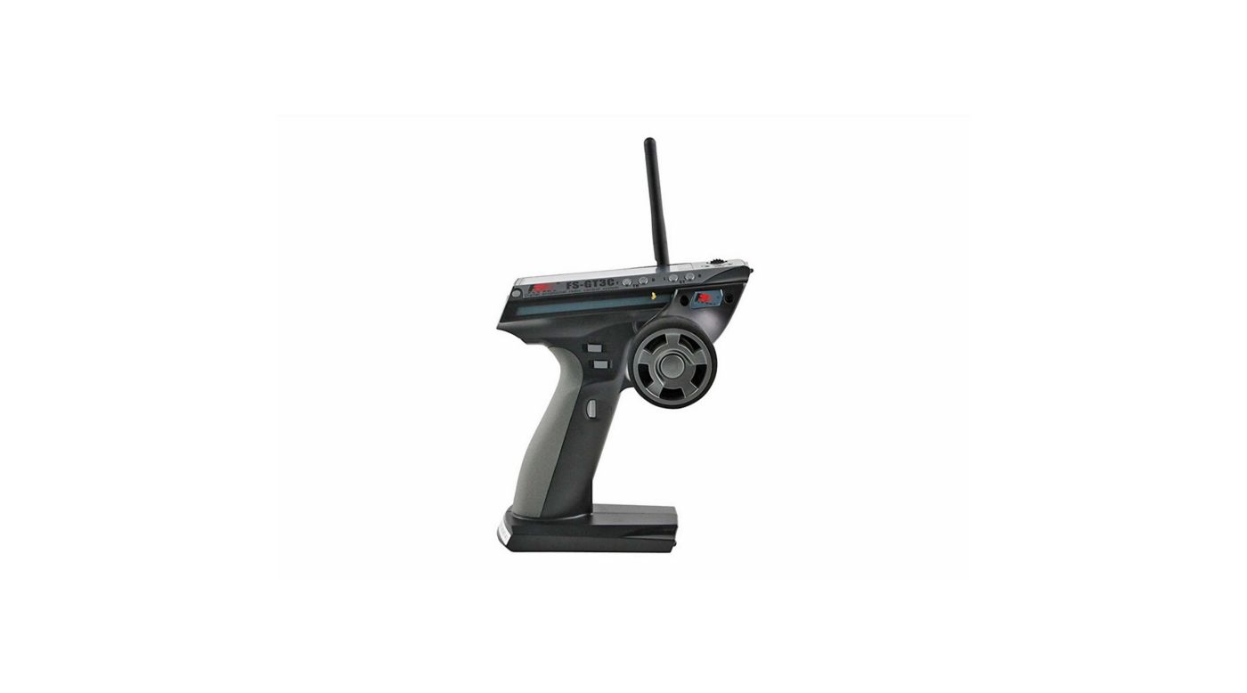 Image for FlySky GT-3C 2.4GHz 3CH Radio Transmitter from HorizonHobby