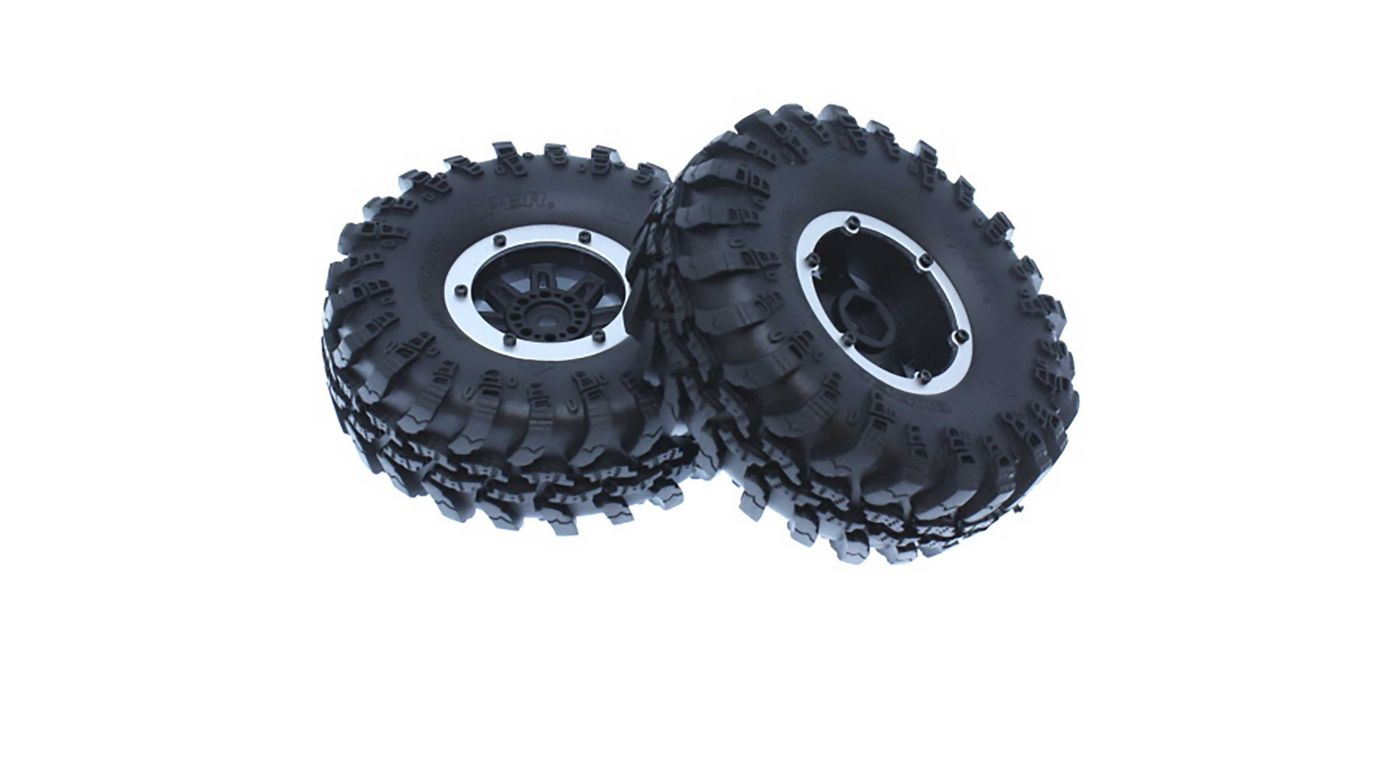Image for Pre-Mounted Tire Set: Everest Gen7 Pro from HorizonHobby