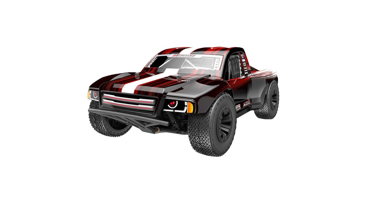 Image for 1/10 Team RedCat SC10E  4WD Short Course Truck RTR, Red from HorizonHobby