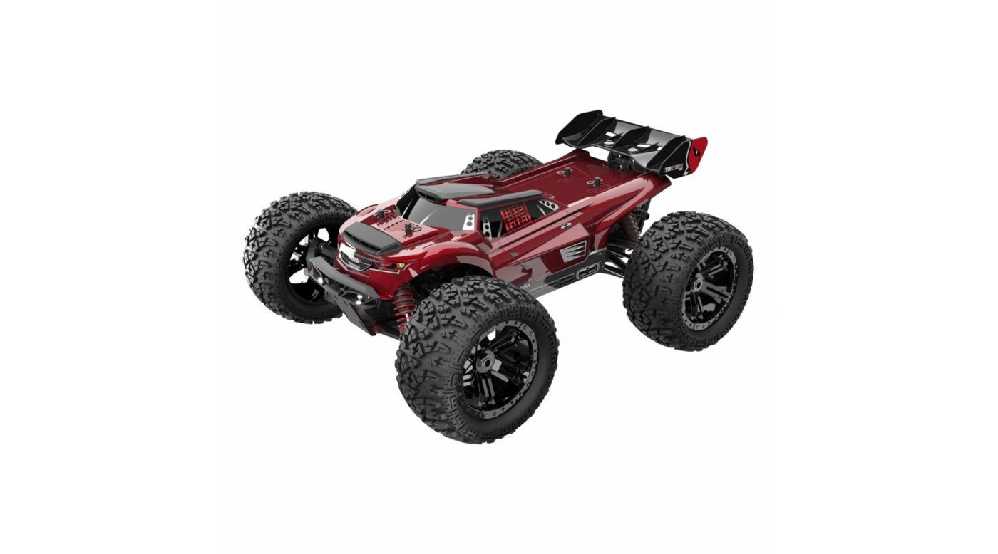 Image for 1/8 TR-MT8E V2 Brushless 4WD Monster Truck RTR: 6S Ready from HorizonHobby