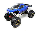 Redcat Racing - Everest-10 1/10 Rock Crawler Blue/Black