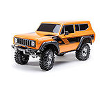 Redcat Racing - 1/10 Gen 8 International Scout II 4WD Rock Crawler Brushed RTR, Orange
