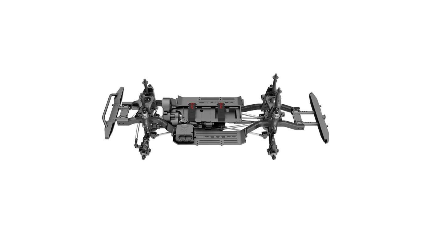 Image for 1/10 Gen8 PACK Rock Crawler Pre-Assembled Chassis Kit from HorizonHobby