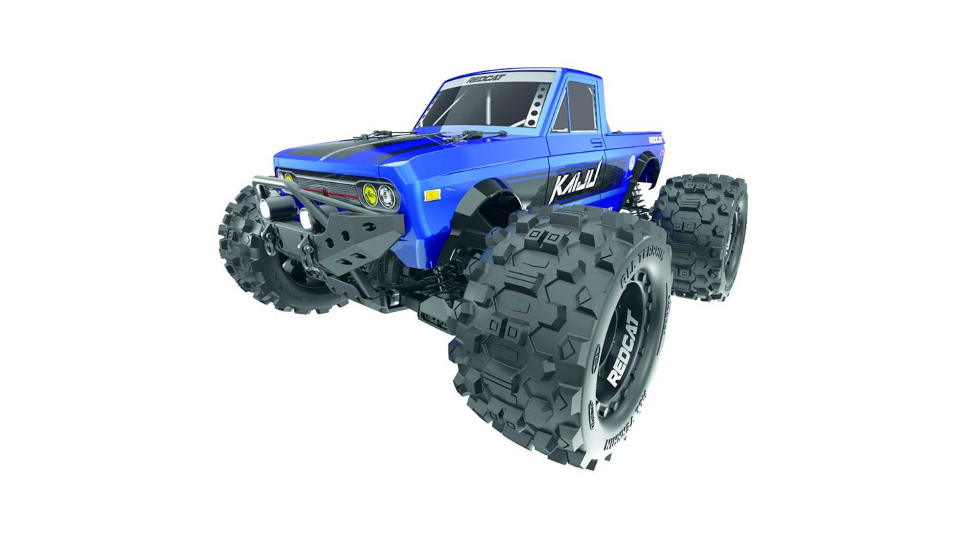 Image for 1/8 Kaiju 6S 4WD Monster Truck Brushless RTR from HorizonHobby