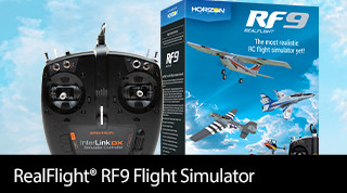 Real Flight RF9 Flight Simulator